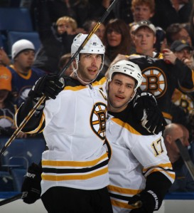 Lucic Chara FANTASY HOCKEY - WHAT'S THE POINT MAN?
