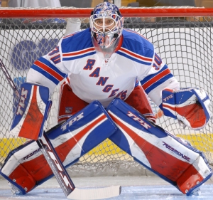 Lundqvist FANTASY HOCKEY - WHAT'S THE POINT MAN?
