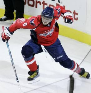 Ovechkin FANTASY HOCKEY - WHAT'S THE POINT MAN?