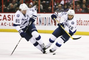 Stamkos St. Louis FANTASY HOCKEY - WHAT'S THE POINT MAN?