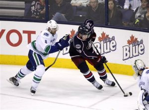 Ryan Johansen, Christopher Tanev