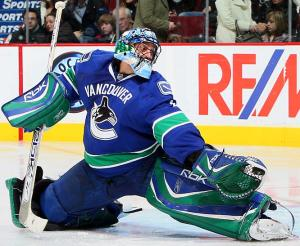 Luongo FANTASY HOCKEY - WHAT'S THE POINT MAN?