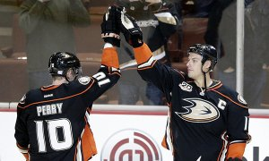 Perry & Getzlaf FANTASY HOCKEY - WHAT'S THE POINT MAN?