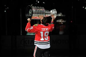 Toews Cup Banner FANTASY HOCKEY - WHAT'S THE POINT MAN?