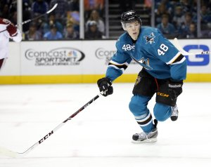 Hertl1 ROOKIE LADDER