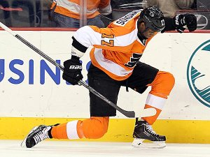 Simmonds FANTASY HOCKEY - WHAT'S THE POINT MAN?