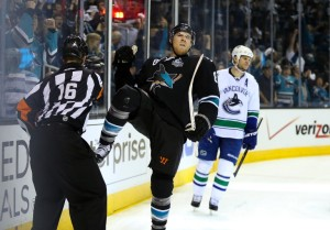Pavelski FANTASY HOCKEY - WHAT'S THE POINT MAN?