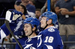 NHL: Edmonton Oilers at Tampa Bay Lightning