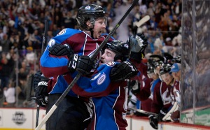 Nathan MacKinnon, Ryan O'Reilly