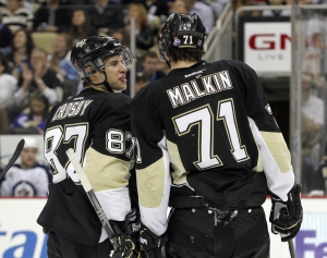 Crosby Malkin FANTASY HOCKEY - WHAT'S THE POINT MAN?