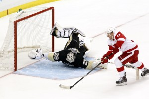 USP NHL: DETROIT RED WINGS AT PITTSBURGH PENGUINS S HKN USA PA