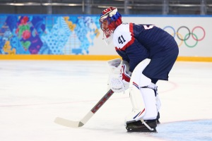 Ice Hockey - Winter Olympics Day 6 - Slovakia v United States