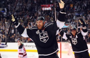 NHL: Stanley Cup Finals-New Jersey Devils at Los Angeles Kings
