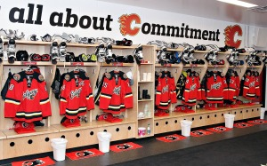 Flames FANTASY HOCKEY - WHAT'S THE POINT MAN?