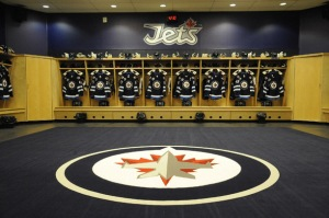 Jets Locker Room FANTASY HOCKEY - WHAT'S THE POINT MAN?