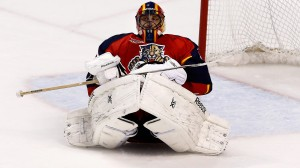 NHL: Columbus Blue Jackets at Florida Panthers