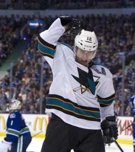 Marleau FANTASY HOCKEY - WHAT'S THE POINT MAN?