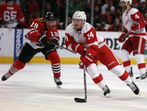 Detroit Red Wings v Chicago Blackhawks - Game Five
