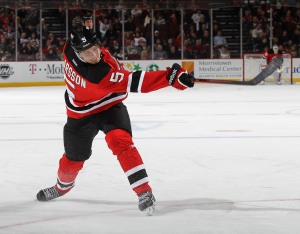 Boston Bruins v New Jersey Devils
